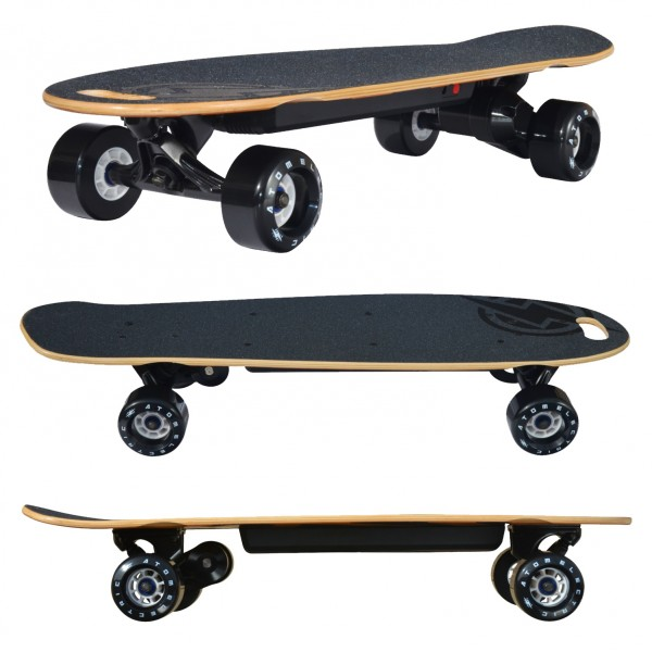 Atom Electric B10 Longboard Skateboard