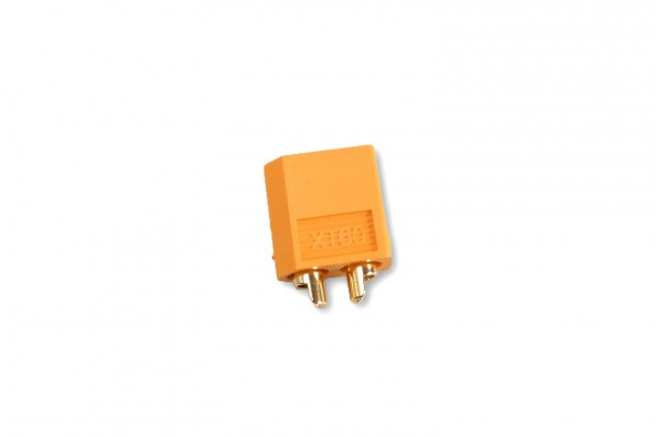 XT-60 Nylon high current plug gold plated