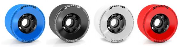 Trampa Stickies Longboard Wheel Set