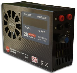 Chargery Power S400 Power supply
