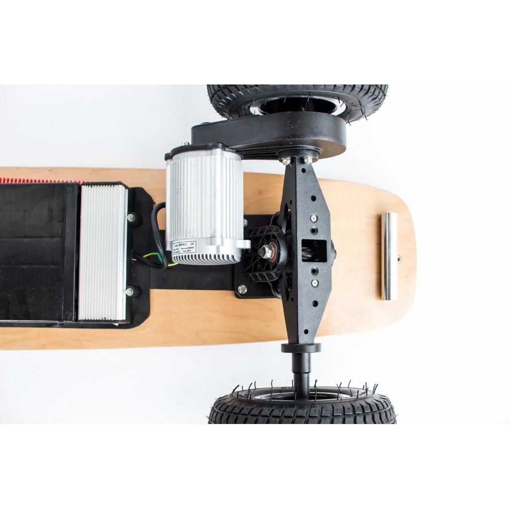 Evo Cross 1000 Brushless V3  Boards  Evo  Electric Skateboards  shop.electricskateboard.net