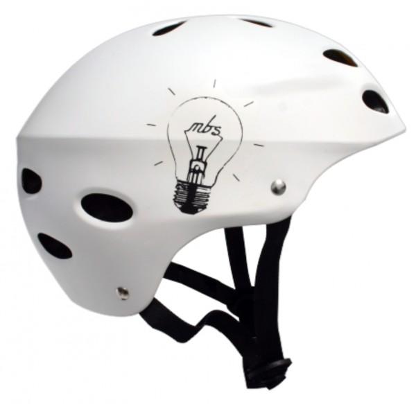 MBS Bright Idea Helmet