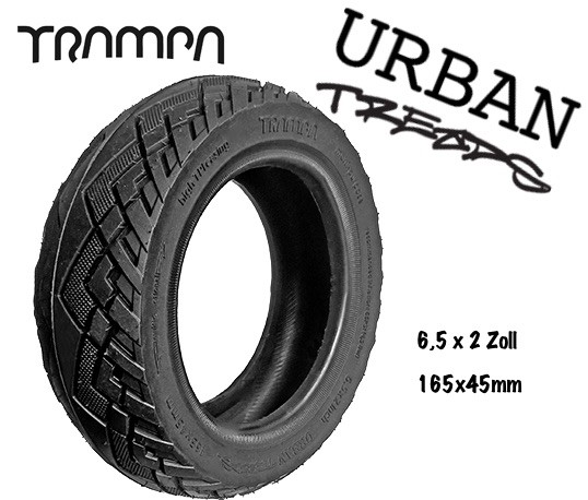 trampa Urban Treads 6,5 inch