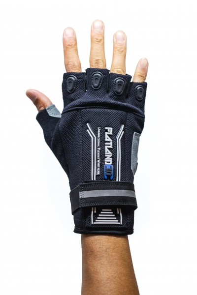 Flatland 3D Pro Fingerless Pro E-Skate Glove