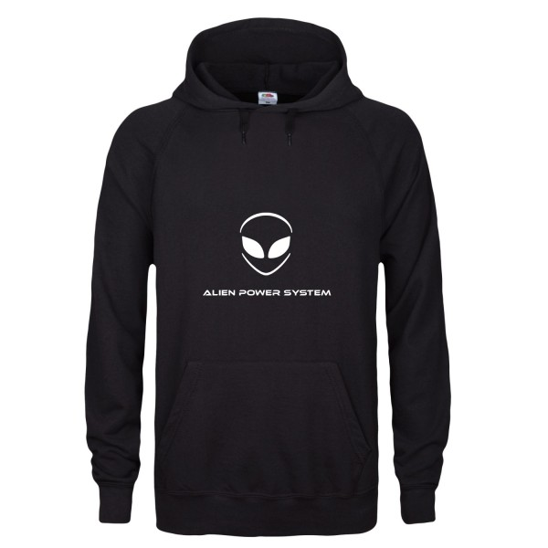 Alien Power System Hoodie