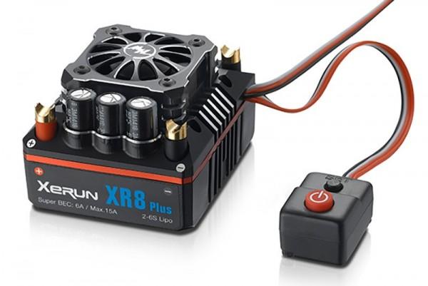 Hobbywing Xerun BL ESC XR8 Plus 150A