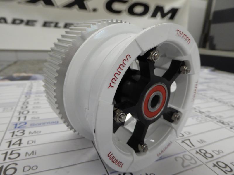 EToxx Dual Belt Drive Trampa  EToxx  DIY \/ Tuning  shop.electricskateboard.net