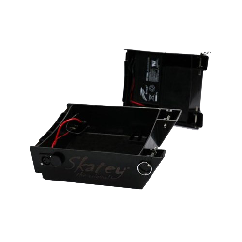 Battery enclosure with wiring - Skatey 400