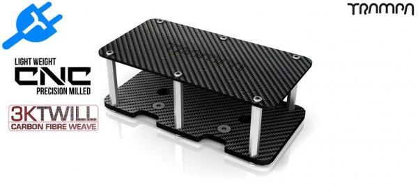 Trampa Battery Box - Carbon