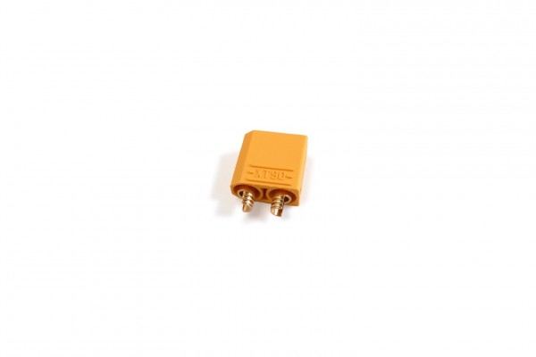 XT-90 Nylon high current plug gold plated
