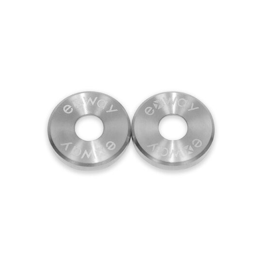 Exway CNC Machined Washers For Trist Trucks