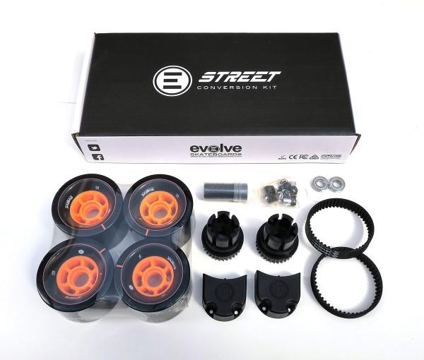 evolve GT/GTX/GTR Street Conversion Kit
