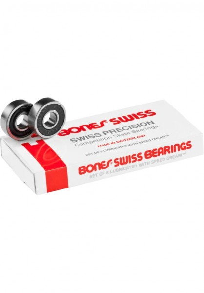 Bones Swiss 7 Balls Bearings