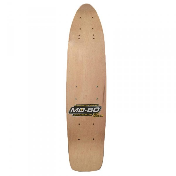 """Mo-Bo Replacement deck """"Wood"""" nature clear coated Mo-Bo 800"""