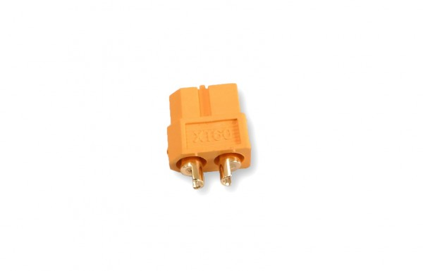XT-60 Nylon High current jack - gold plated