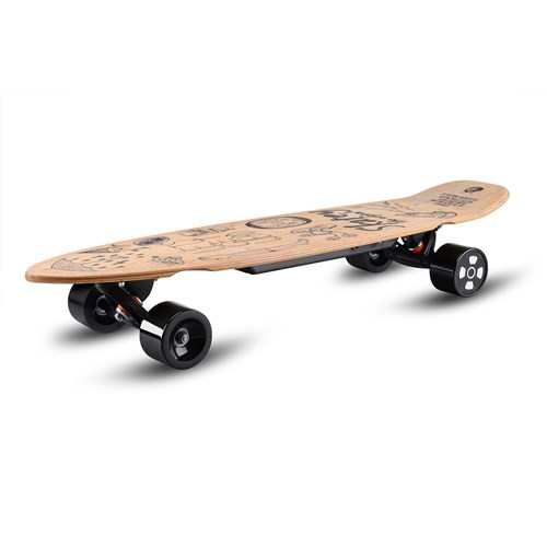 Skatey 350 Lithium  Boards  Skatey  Electric Skateboards  shop.electricskateboard.net