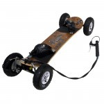 MBS Comp 95X - Birds Mountainboard