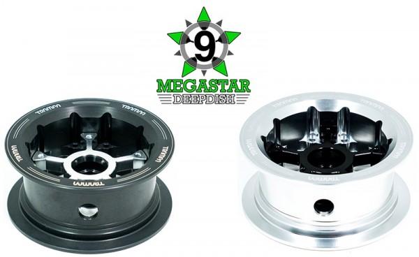 Trampa Megastar Hubs 9 inch