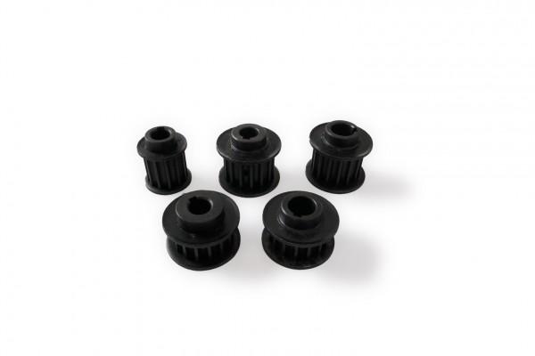 Pulleys, Gears
