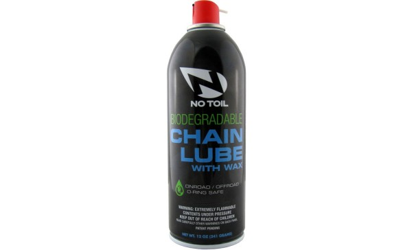No-Toil Chain Lube with Wax