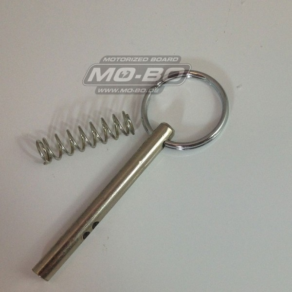 Mo-Bo Replacement retaining pin for battery box Mo-Bo 800