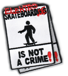 Patch: not a crime Street