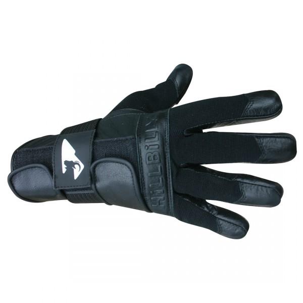 MBS HillBilly Wrist Guard Gloves - Full Finger