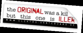 Sticker: Original Iller