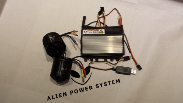 APS 150A 4.4KW Dual Motor E-Board DIY Kit