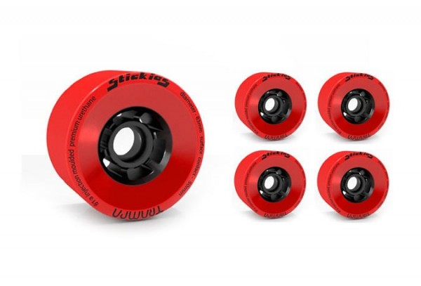 Trampa Stickies Longboard Wheel Set