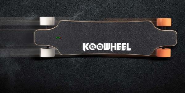 KooWheel D3M Dual Radnaben Motor Longboard