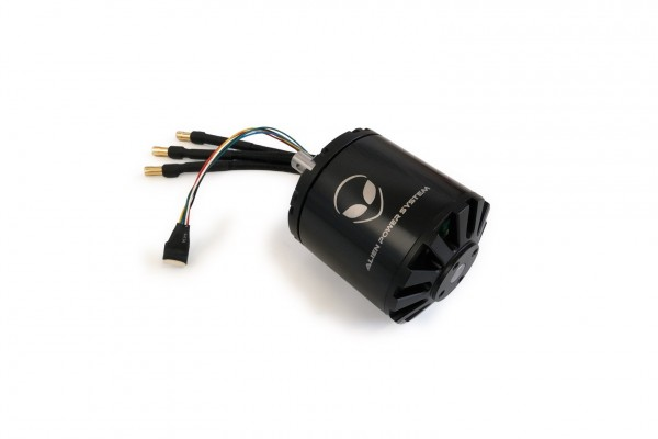APS Brushless Outrunner Motor 6374 3200W with sensor