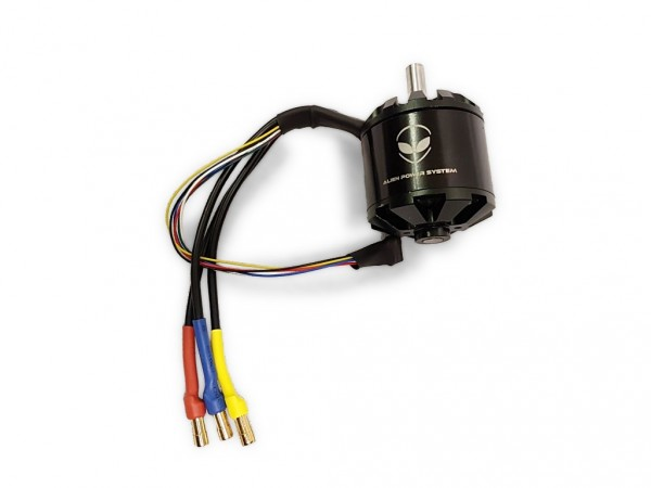 APS Brushless Outrunner Motor 5055 220KV with Sensor