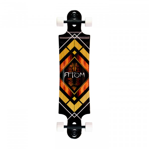 "Atom 38"" Double Drop - Woody Diamond"