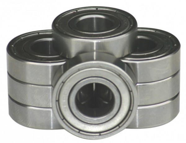 MBS Ball bearing Set 12x28mm Stainless