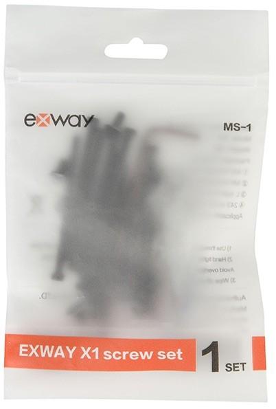 exway x1 Motor Screws