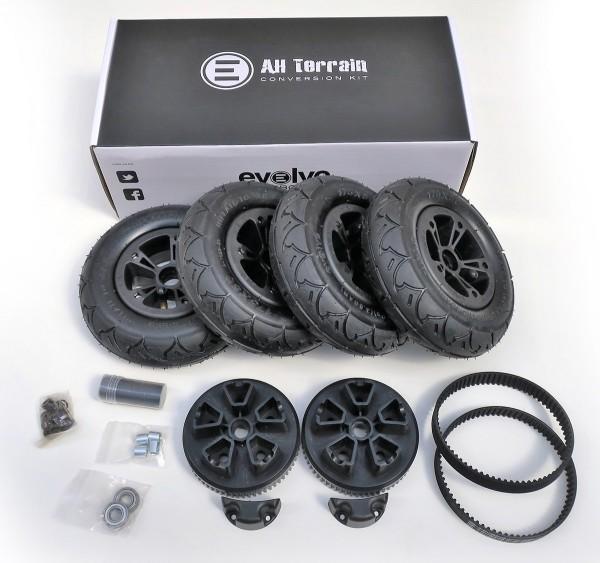 evolve GT/GTX/GTR All-Terrain Kit B-Ware