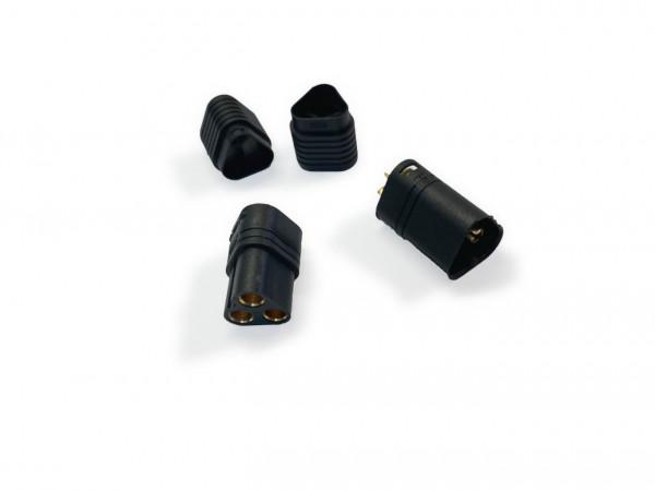 MT-60 Male & Female Plug black