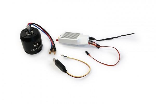 APS 120A 3.2KW single motor e-board DIY kit