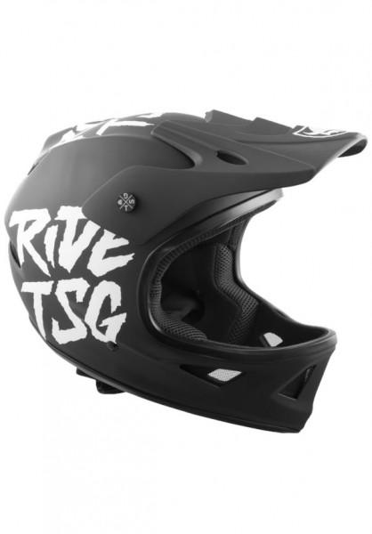 TSG Fullface Helmet Advance Carbon